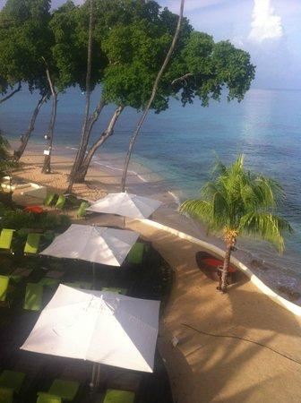 Tamarind by Elegant Hotels: Balcony View