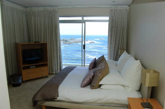 Bali Bay Luxury Apartments : Bedroom