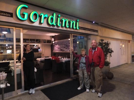 Restaurante Gordinni: Italian restaurant, pizza, and steak