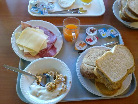 Nieuw Slotania Hotel: La colazione