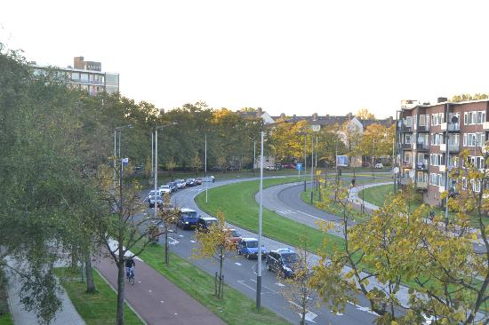 Nieuw Slotania Hotel: Veduta dalla Camera