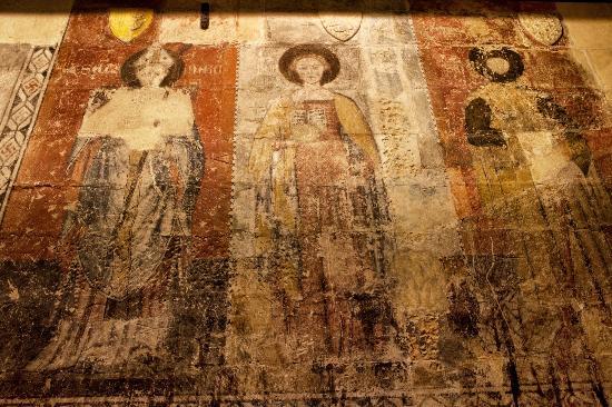 Catedral Basilica Metropolitana Primada de Tarragona: Pinturas interiores
