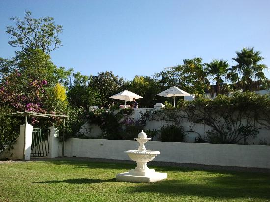 De Kloof Luxury Estate: garden