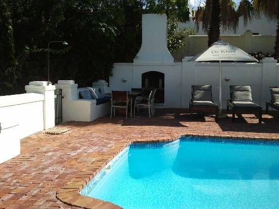 De Kloof Luxury Estate: pool