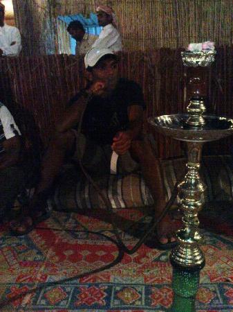 Emirates Tours and Safaris: Hubbllee Bubblee (shisha)