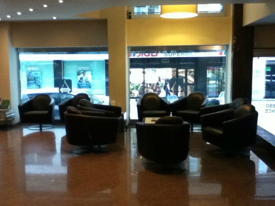 Hotel Boston: Lobby