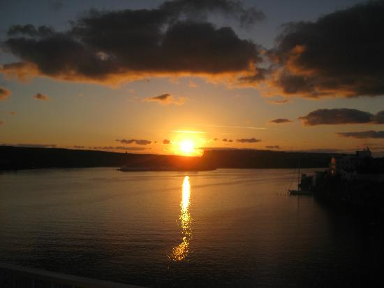 Artiem Carlos III Adults Only: Good Morning Menorca!  The first sunrise in Spain!