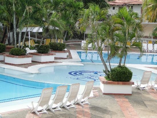 Girardot Resort: Área de Piscina