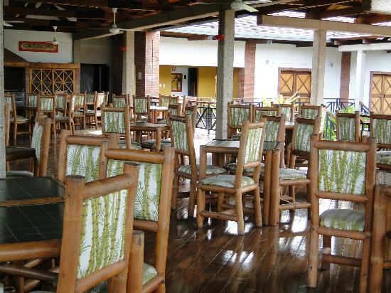 Girardot Resort: Restaurante