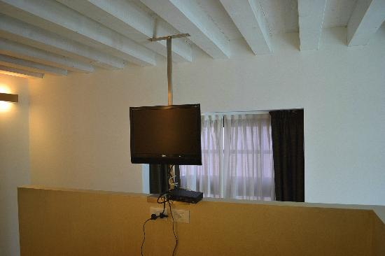 Al Canal Regio: 1st Trip - Superior Canal View Room - TV at the end of the bed