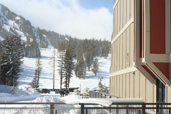 1849 Condos at Canyon Lodge: slopes