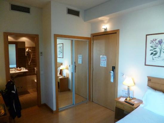 TRYP Porto Centro Hotel: Ingresso
