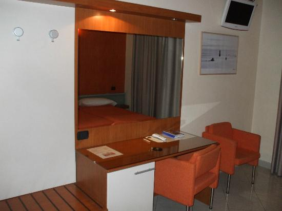 Hotel Del Corso: escritorio