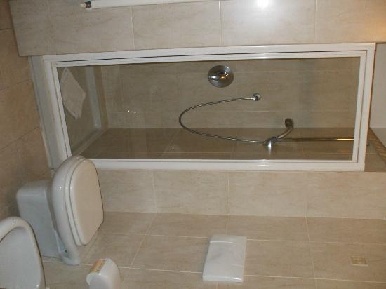 Hotel Del Corso : ducha