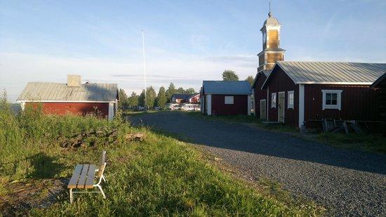 Kukkolaforsen Turist & Konferens Camping