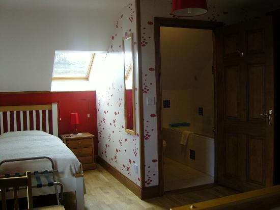 Rossroe Lodge B&B: Double/twin room