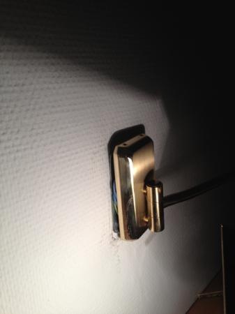 Hotel Milano: la lampe de chevet numéro 1