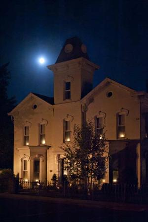 Waynesville Walking Ghost Tour