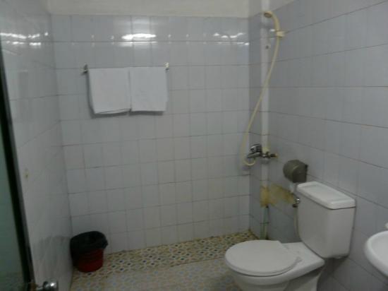 Thuy Duong Hotel Ha Long: Bathroom