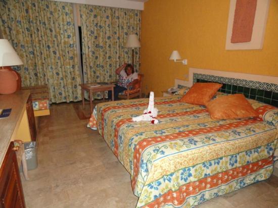 Iberostar Quetzal Playacar: Habitaciones, muy amplias y limpias