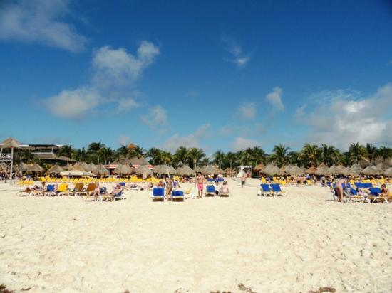 Iberostar Quetzal Playacar: La Playa - muy buena
