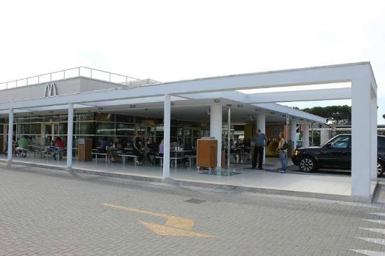 la terrazza - Picture of McDonald\'s, Lido Di Camaiore - TripAdvisor