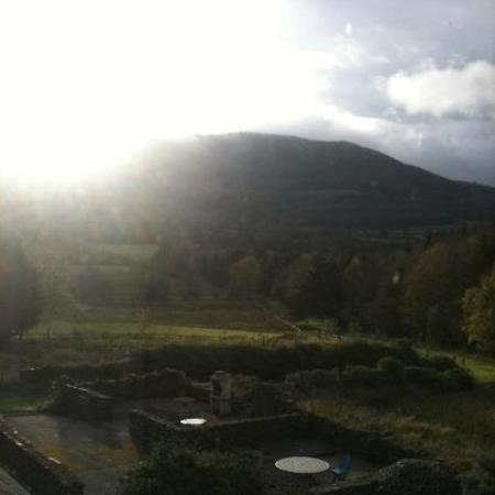 Ardpatrick, Ireland: view from back of coach house, pity my photography not better.