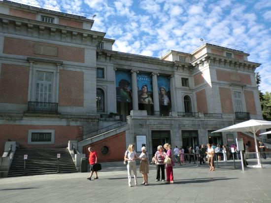 Frontansicht - Picture of Prado National Museum, Madrid - TripAdvisor