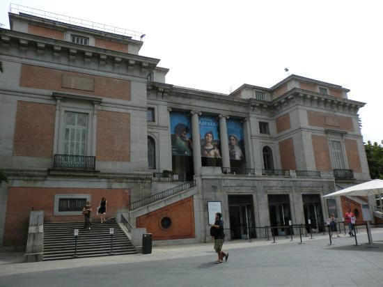 Frontansicht - Picture of Prado National Museum, Madrid - TripAdvisor
