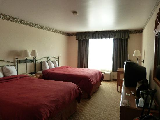 Country Inn & Suites By Carlson, Gettysburg: Our room
