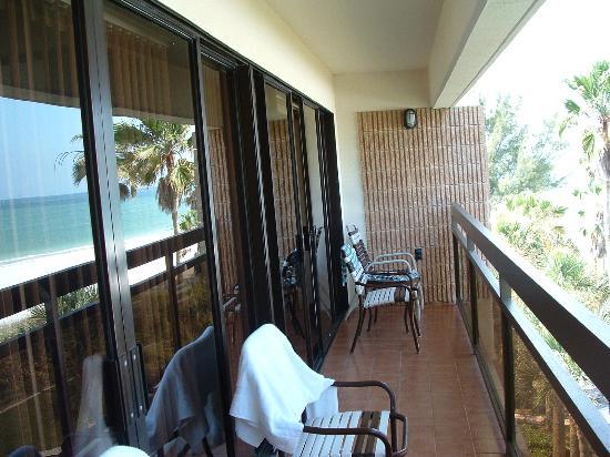 Nordvind: Balcony