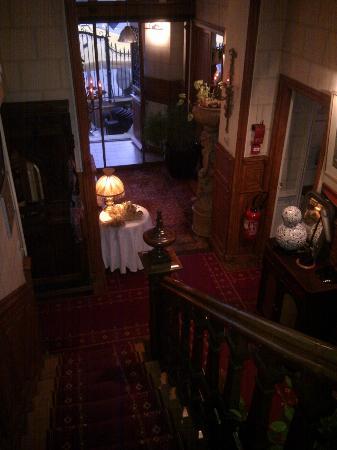 Hotel Le K'Loys : Couloir