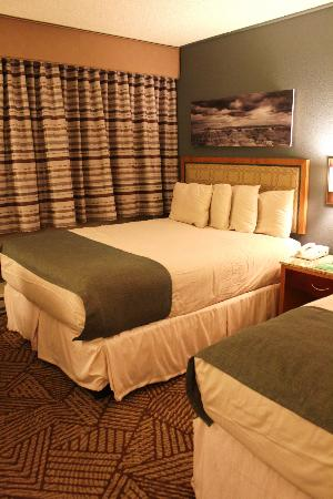 Thunderbird Lodge: Clean, nicely decorated room