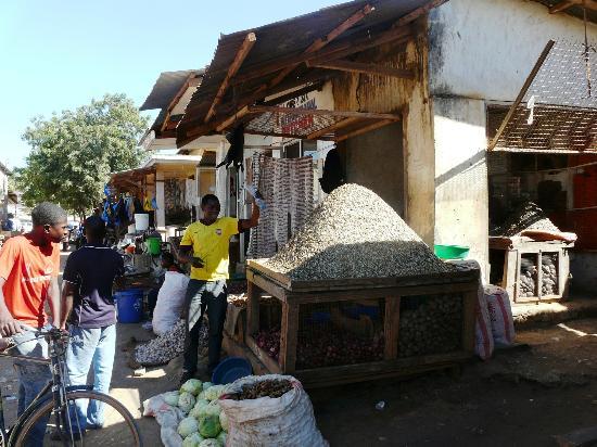 Mtwara Region, Tanzania: рынок