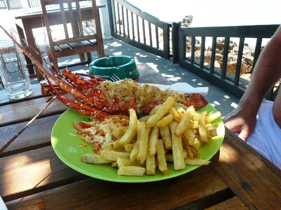 Mtwara Region, Tanzania: ужин