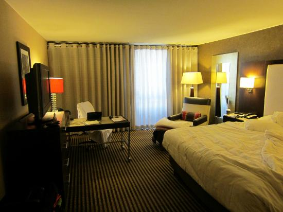 Hyatt Regency DFW: Large room