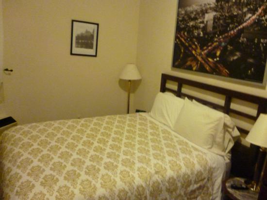 Da Vinci Hotel: Habitacion