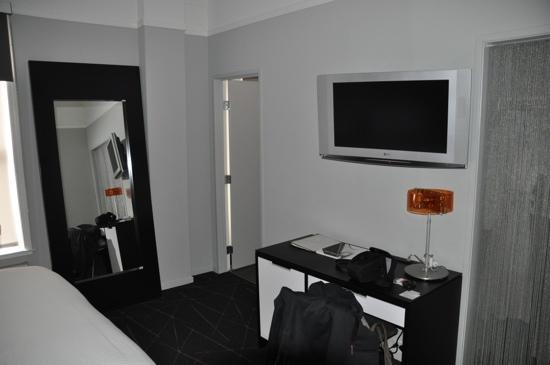 Hotel Diva: mobilier moderne
