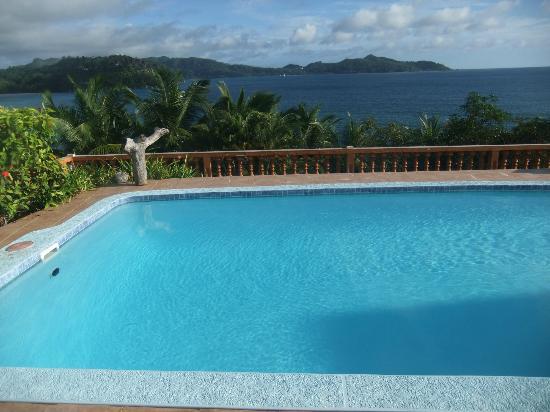 Bay View Villa : piscine
