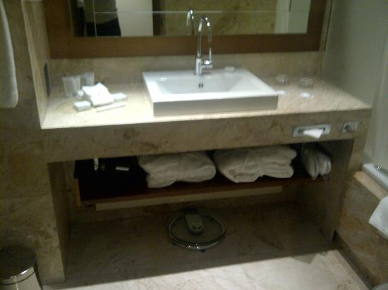 Grand Hotel Kempinski Geneva: Wash