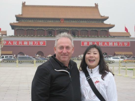 Authentic Shanghai Tour: Beijing City Tour