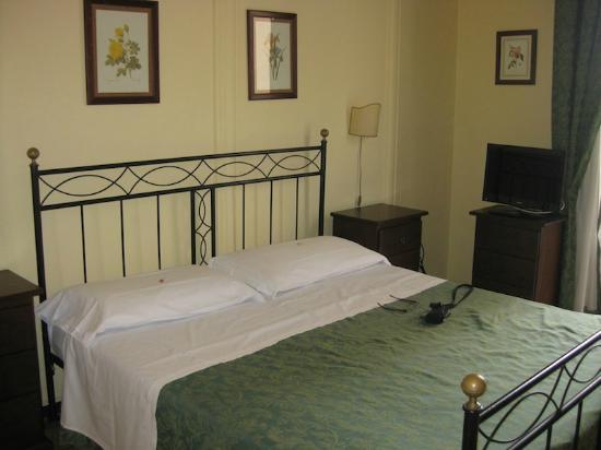 Hotel del Centro: Letto