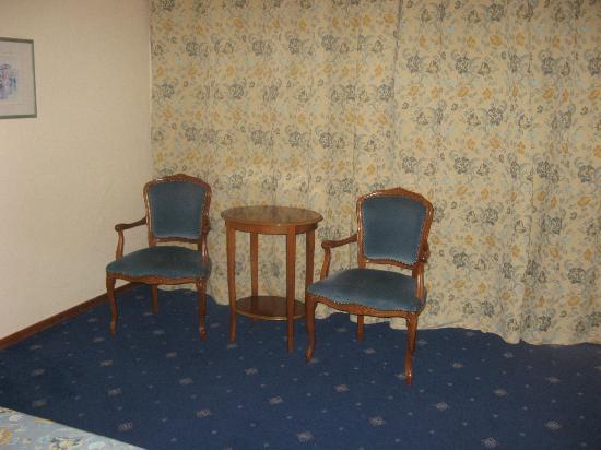 Corfu Palace Hotel: Room