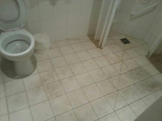 Appart'City Nice Acropolis : baños horribleeees