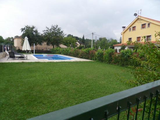 Casa Reboiro: zwembad