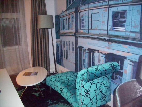 靛藍愛丁堡酒店照片