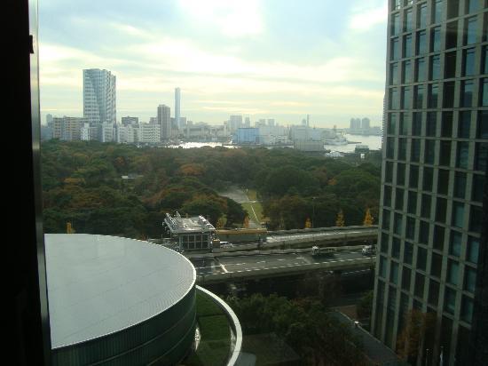 Hotel Villa Fontaine Tokyo-Shiodome: vista desde la habitación