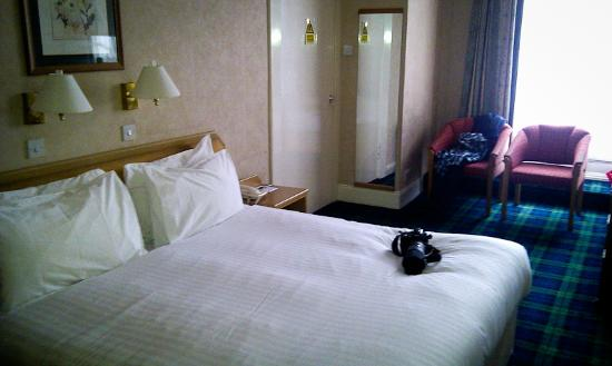 Royal British Hotel: Double room