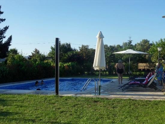 Casa Reboiro : zwembad van het hotel