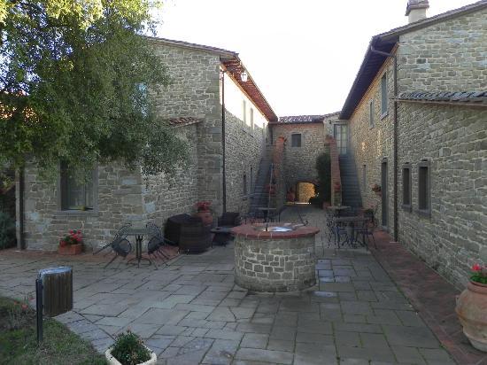 La Solaia: Hotel